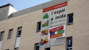 Promoció d'habitatges de protecció oficial a Sabadell