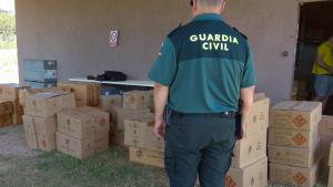 Quinze empreses pirotècniques de Tarragona denunciades per irregularitats durant la campanya de Sant Joan