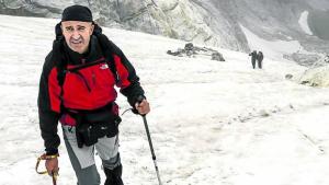 Rafael Castaños, el montañero desaparecido en los Pirineos franceses