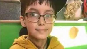 Raffi Pownall, nen britànic i al·lèrgic als làctis que ha mort després de menjar xocolata per error del seu pare