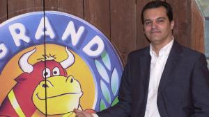 Ramón García, presentador del mítico 'Grand Prix', en una imagen de archivo