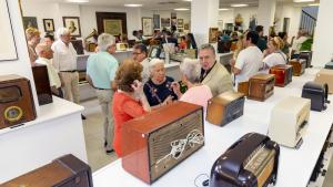 Roda de Berà inaugura l'ampliació del Museu de la Ràdio Luis del Olmo