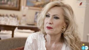 Rosa Benito se emociona al recordar a Rocío Jurado