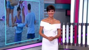 Rosa Frasquet sustituye a Carolina Casado en el programa 'Corazón' de La 1