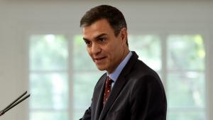 Sánchez, obert a negociar amb PP i Cs l'abstenció a la seva investidura