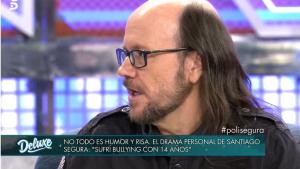 Santiago Segura contó que fue víctima de bullying