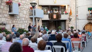 Sarral donarà el tret de sortida a la Festa Major amb el tradicional pregó