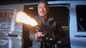 Schwarzenegger estará también en 'Terminator: Destino Oscuro' (2019)