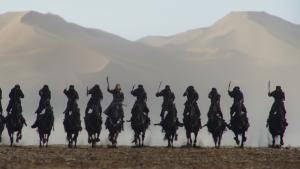 Secuencia de 'Mulán' (2020)