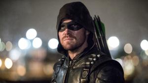 Stephen Amell en 'Arrow'