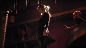 """Taylor Swift en unas de las primeras imágenes del  rodaje del musical """"Cats"""""""
