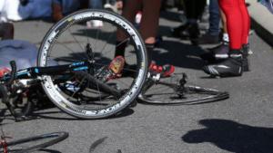 Uno de los ciclistas murió en el acto, el otro tras 10 meses en coma