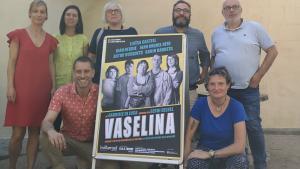 «Vaselina» és el nom de la nova producció de la Sala Trono de Tarragona, que s'estrenarà al setembre a la Villarroel.
