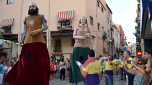 Vila-seca es prepara per a la Festa Major d'Estiu