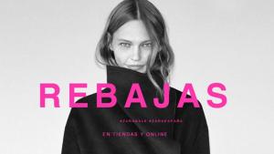 Zara Rebajas en tiendas y online
