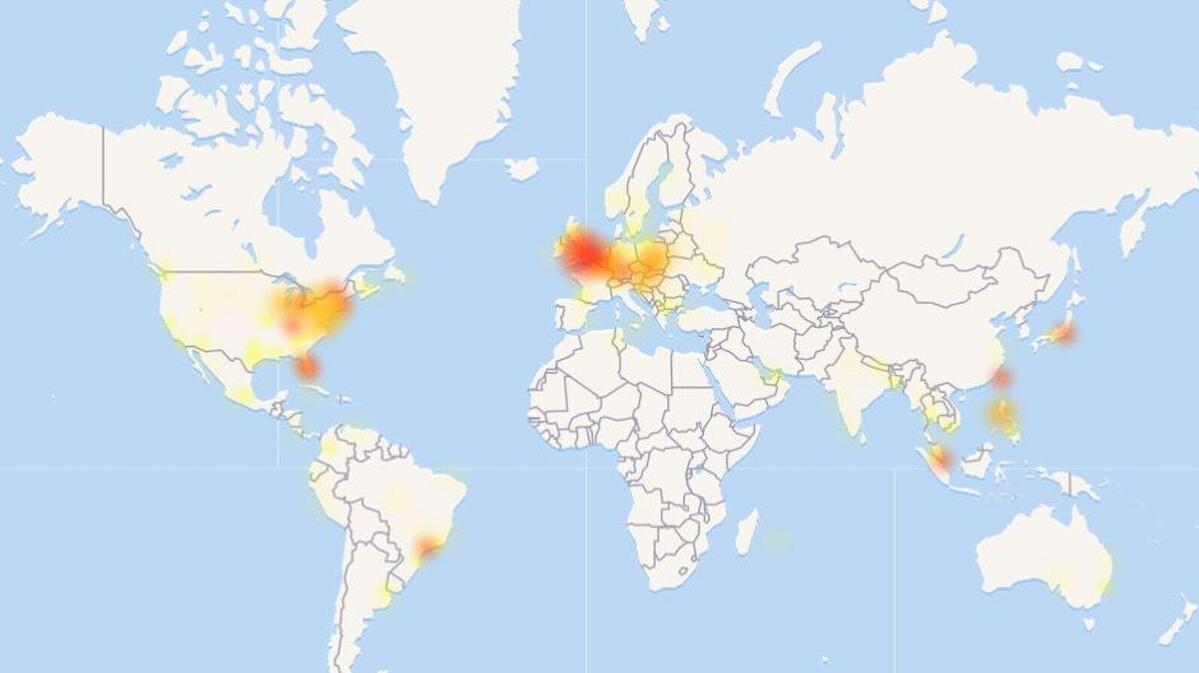 Facebook fa hores que pateix problemes a escala mundial