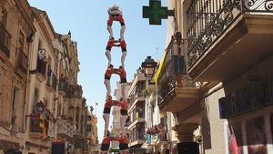 2de8 net descarregat de la Colla Vella dels Xiquets de Valls a l'Arboç