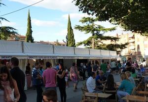 A finals del mes d'agost, l'Espluga de Francolí celebra la Festa de la Verema D.O Conca de Barberà