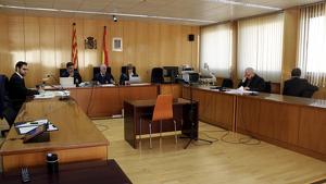 Absolt per falta de proves l'home acusat d'abusar de la filla i d'una amiga a Tarragona