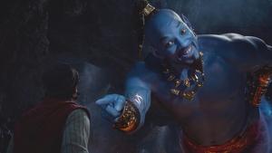 'Aladdin', una pel·lícula readaptada a imatge real que fins al moment ha tingut èxit a les taquilles.