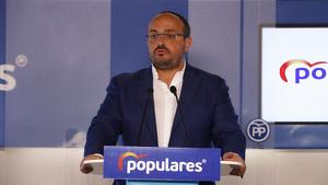 Alejandro Fernández, líder del PPC