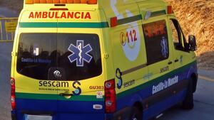 Ambulancia Castilla-La Mancha