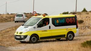 Ambulancia Teruel