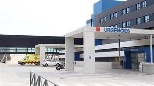 Área de urgencias en el Hospital Can Misses de Ibiza