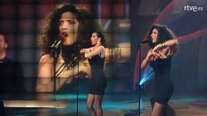 Azúcar Moreno en Eurovisión