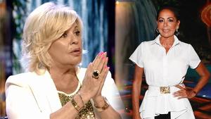 Bárbara Rey sigue criticando a Isabel Pantoja