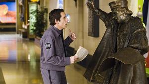 Ben Stiller en la película original de 'Noche en el Museo'