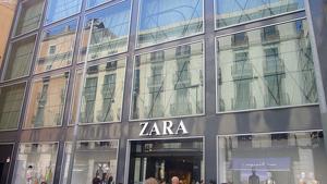 Botiga Zara al Portal de l'Àngel de Barcelona