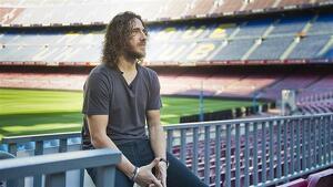 Carles Puyol, excapità del Barça