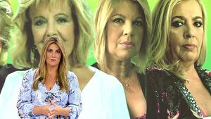 Carlota Corredera se dirigió a Terelu Campos