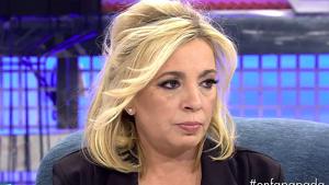 Carmen Borrego a 'Sábado Deluxe'