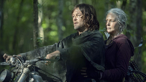 Carol se enfrentará a Alpha en 'The Walking Dead'