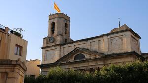 Cercavila a Vilallonga del Camp per la Festa Major de Sant Abdó i Sant Senén