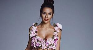 Cristina Pedroche con su último vestido de Fin de Año