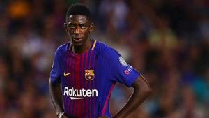 Dembélé, sancionat amb una multa de 10.000 euros a Alemanya