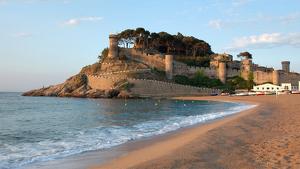 Desaparegut un home que va anar a pescar a la zona del castell de Tossa de Mar