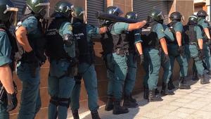 Detenen a Osca un home per matar un altre a Sant Feliu de Llobregat el 2018