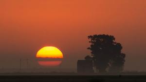 Sortida de sol Delta