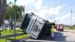 El camió no ha patit cap fuita