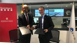 El conseller Buch i el president del Port han ratificat l'acord aquest divendres