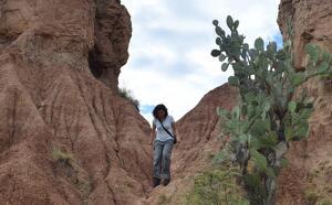 El desert de Tatacoa, a Colòmbia, és un dels punts d'anàlisi del projecte de la URV
