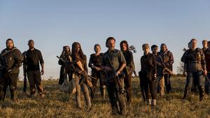 El intérprete estuvo en las primeras temporadas de 'The Walking Dead' (2010- )