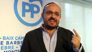 El líder del PP català, Alejandro Fernández, vol liderar l'oposició