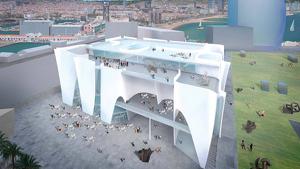 El museu Hermitage de Barcelona s'inaugurarà el 2022