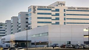 El niño tuvo que ser trasladado al hospital La Fe de Valencia para ser intervenido de urgencia
