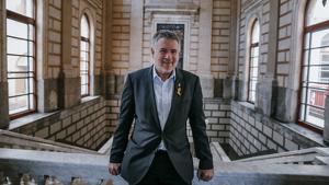 El nou alcalde de Tarragona, el republicà Pau Ricomà, va ser elegit pel ple de l'Ajuntament el passat dissabte, 15 de juny.